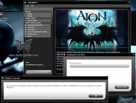 Aion Installer 2009