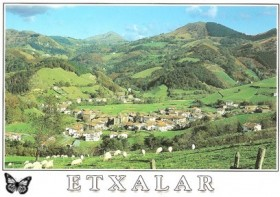 Postkarte von Bea