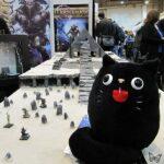 Internationale Spielemesse - Cat
