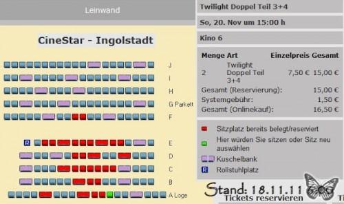 The Twilight Saga - CineStar Ingolstadt