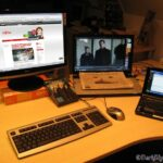 trnd-Projekt Fujitsu-Notebook