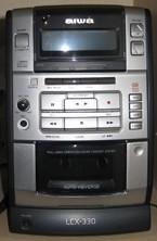 trnd-Projekt Fujitsu Notebook - Stereoanlage