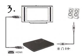 trnd-Projekt Fujitsu Notebook - Aufbau 3