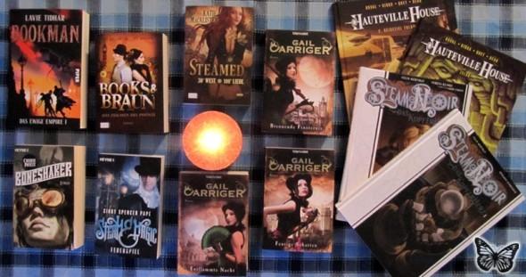 Steampunk Bücher