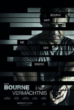 The Bourne Legacy - Das Bourne Vermächtnis