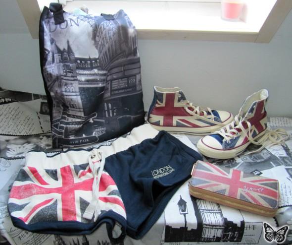 Union Jack - England 01