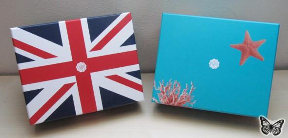 GlossyBox Juli und Best of Britain