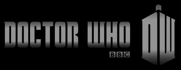 Doctor Who Logo 2012