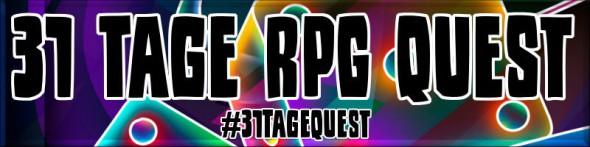 31 Tage RPG Quest Logo