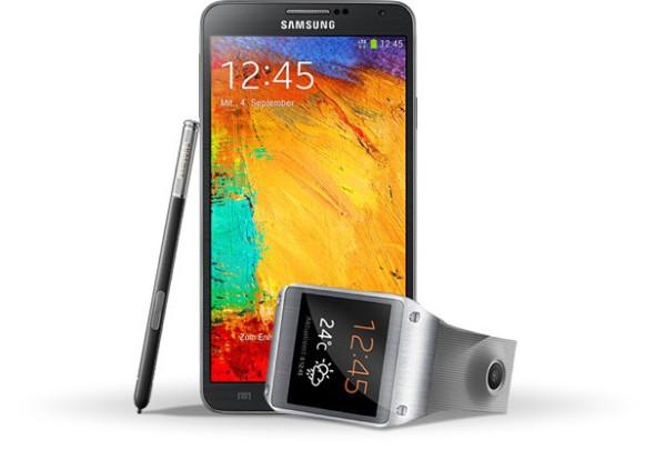 Samsung Galaxy Note 3 & Gear