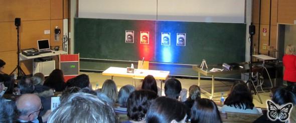 Tatort: Institut für Rechtsmedizin München / Walter-Straub-Hörsaal - Sebastian Fitzek