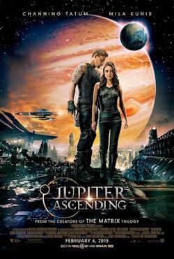 Kinofilm Jupiter Ascending