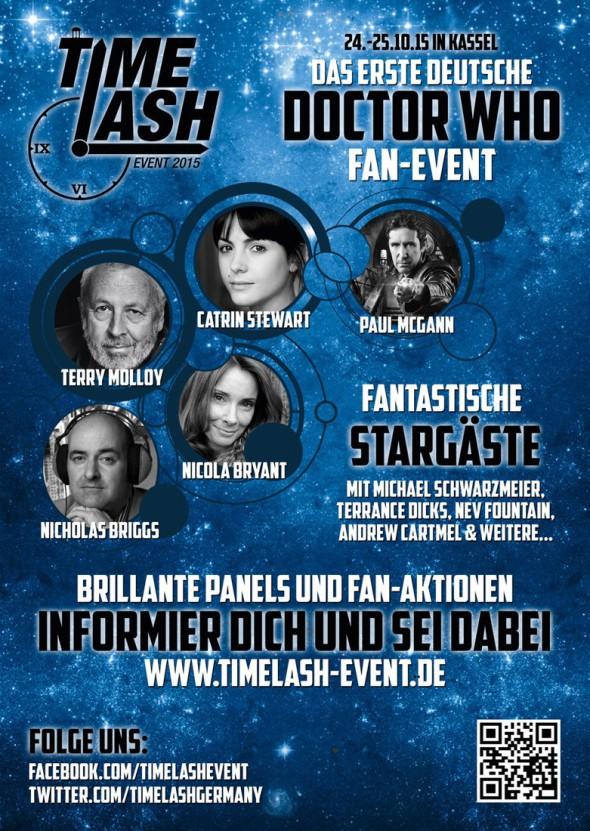Flyer TimeLash 2015
