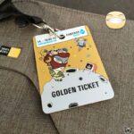 2015 Fantasy Basel Golden Ticket