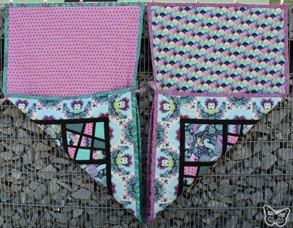 Magic Tiles Zwillings-Quilt 06