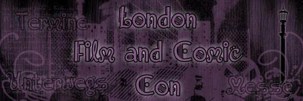 2015 London Film and Comic Con
