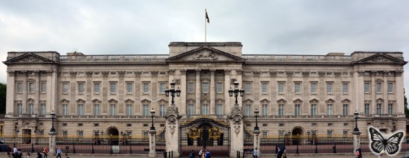 Buckingham Palace 2015