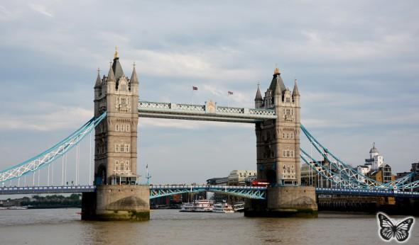 London Tower Bridge 2015