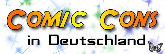 Comic Cons Deutschland