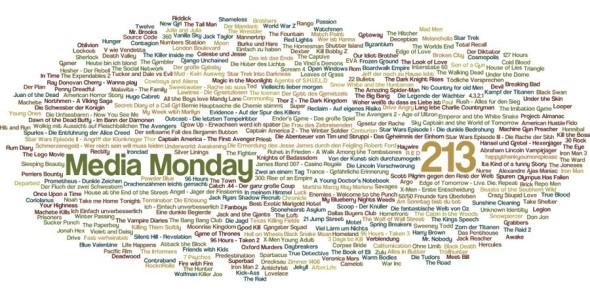 Media Monday #213