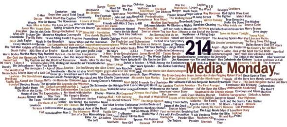 Media Monday #214