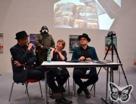Felix Mertikat, Verena Klinke, Christian v Aster, Steam Noir