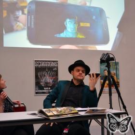 German Comic Con: Felix Mertikat