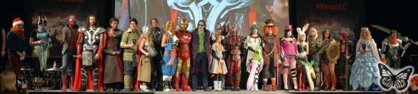 German Comic Con 2015 Dortmund Cosplay