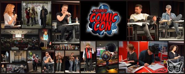 2015 German Comic Con Titel