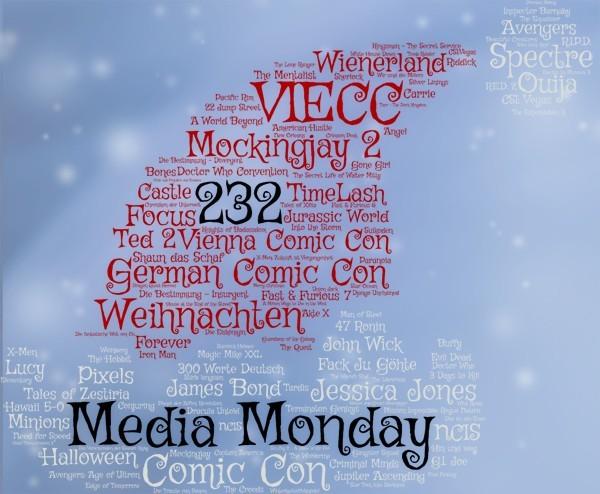 Media Monday 232