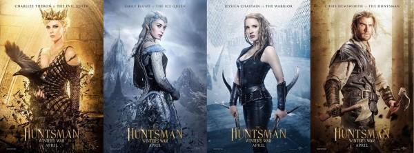 The Huntsman & The Ice Queen: Winter's War