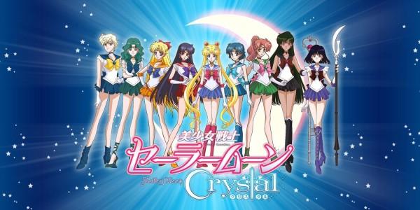 Sailor Moon Crystal Serie 2