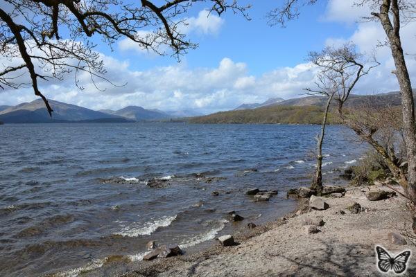 Schottland Loch Lomond