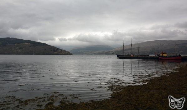 Hafen von Inveraray