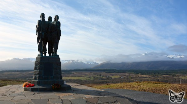 Commando Memorial Schottland