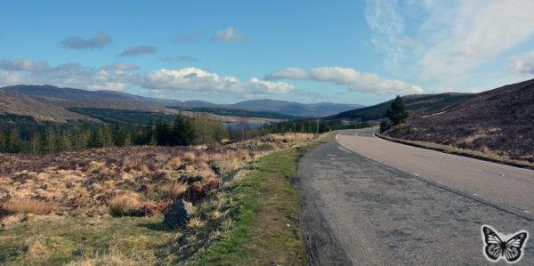 Road Trip Schottland - Loch Lochy