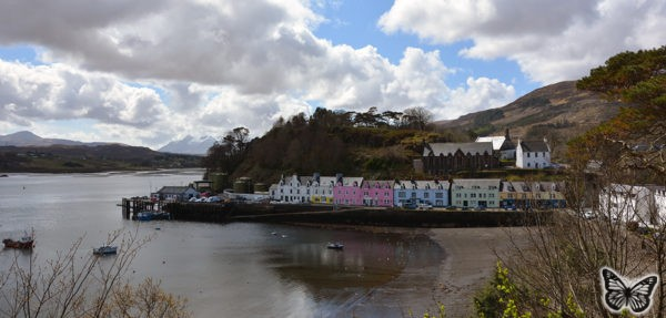 Road Trip Schottland - Portree