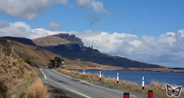Road Trip Schottland - Old Man of Storr