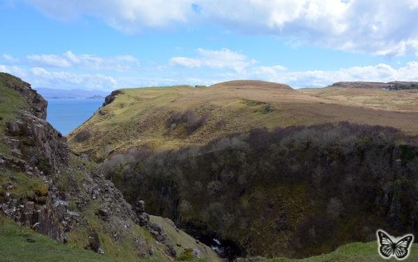 Road Trip Schottland - Lealt Falls