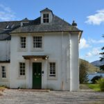 Conchra House Schottland