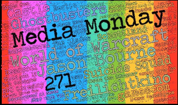 Media Monday 271