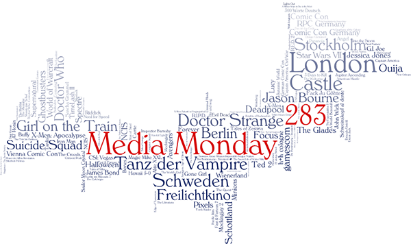 Media Monday 283