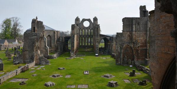 2016 Schottland Elgin Cathedral