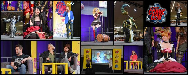 German Comic Con Dortmund 2016
