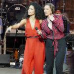 Patricia Meeden, Pia Douwes, Pfingstgala Tecklenburg 2017