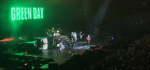 Green Day Olympiahalle München 2017