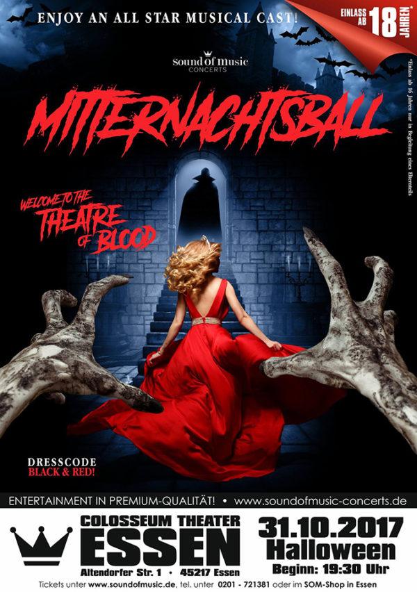 Mitternachtsball 2017 Essen