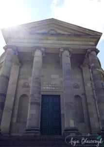 Grabkapelle auf dem Württemberg Stuttgart