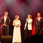 Gentlemen of Musical Jan Ammann und Kevin Tarte