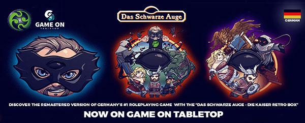 DSA1 Remastered: Die Kaiser Retro Box